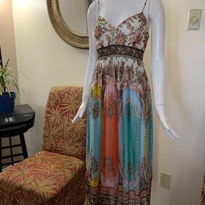 Anthropologie gorgeous dress